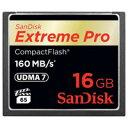 【サンディスク(SanDisk) 海外パッケージ】【CF 16GB】SDCFXPS-016G-X46 ExtremePro【1067倍速 R:160MB/s W:150MB/s】