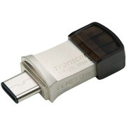 【トランセンド(Transcend)】【USB3.1メモリー 64GB】TS64GJF890S