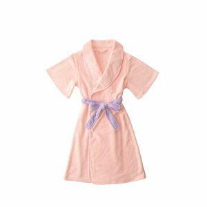 【シービージャパン】カラリモア 吸水バスローブ ピンクの商品画像