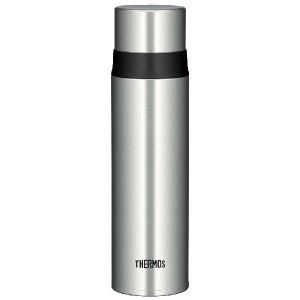 【サーモス】FFMスリムボトル 0.5L ステンレスブラック FFM-500