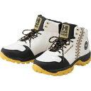 【ハマー HUMMER】HUMMERハイカット安全スニーカー ホワイト 25.0cm 安全靴 2001 70