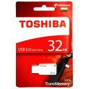 樂天商城 - 【メール便 送料250円 対応商品】【TOSHIBA海外パッケージ】【USB3.0メモリー 32GB】THN-U303W0320A4