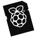 送料無料!!【Samsung】Raspberry Pi(ラズベリー・パイ)8GB MicroSD Adapter Rasp Pi OS Installed