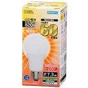 【オーム電機 OHM】LED電球 広配光 7W 電球色 E26口金 LDA7L-G AH52
