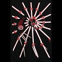 【神と和解せよ】東方弾幕Tシャツ 赤蛮奇 デュラハン・ナイト(Mサイズ)