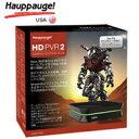 送料無料!!【Hauppauge】ゲームプレイを手軽にパソコンに録画可能 MAC対応 HD PVR 2 SE HDビデオキャプチャー