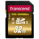 【トランセンド(Transcend)】【SDHC 32GB】TS32GSDU3X【Class10】【UHS-I U3】