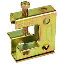 【ネグロス電工】吊り金具一般形鋼・リップみぞ形鋼用 HB1U