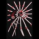 【神と和解せよ】東方弾幕Tシャツ 赤蛮奇 デュラハン・ナイト(XLサイズ)