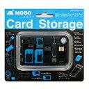 【MOBO】SIMカード変換アダプタ マルチツール Card Storage イジェクトピン、カードリーダー付属 AM-SACS-01