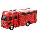 【タカラトミー】トミカ No.119 モリタ 13mブーム付多目的消防ポンプ自動車 MVF
