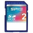 【シリコンパワー】【SD 2GB】SP002GBSDC080V10【80倍速 12MB/s】