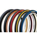 【パナレーサー Panaracer】PASELA COMPACT パセラコンパクト 小径車タイヤ 18×1.50 赤ライン/黒 8H185BOP-PA-BR
