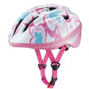 【オージーケーカブト OGK Kabuto】J-CULES2 ジェイクレス2 自転車ヘルメット子供用 フラワーピンク サイズ:54〜56cm