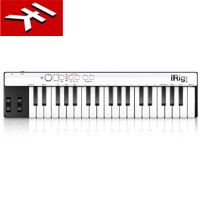 【IK Multimedia】iRig KEYS with Lightning MIDIキーボード