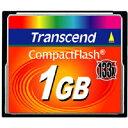 【トランセンド】【CF 1GB】TS1GCF133【133倍速 20MB/s】