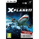 【送料無料】Flight Simulator X Plane 11 Aerosoft Edition - フライト シミュレーター エックス プレーン 11 エアロソフト エディション 輸入版 PC Mac
