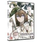 【送料無料・日本語音声有】シュタインズ・ゲート コンプリート シリーズ DVD ボックス - Steins;Gate Complete Series Collection DVD BOX 輸入版
