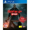 【送料無料】Friday The 13th - 13日の金曜日 PS4 輸入版