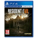 【送料無料 日本語対応】Resident Evil 7 Biohazard PS4 - レジデント エビル 7 バイオハザード PS4 PSVR対応 輸入版