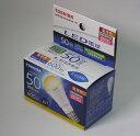 東芝 LED電球(ミニクリプトン形・口金E17・小形電球50W形相当)  LDA6L-H-E17/S50W/2 [電球色]