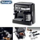 デロンギ コンビ コーヒーメーカー BCO410J-B ブラ...