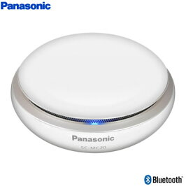 パナソニックポータブルワイヤレススピーカーSC-MC20-Wホワイト