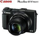 キヤノン デジタルカメラ PowerShot G1 X Mark II PSG1X-MKII ブラック 【送料無料】【KK9N0D18P】