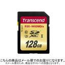 トランセンド 128GB SDXCカード TS128GSDU3【メール便】 【送料無料】【KK9N0D18P】