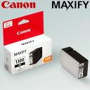 キヤノン インクタンク CANON PCプリンタ用インク・リボン 大容量 PGI-1300XLBK ブラック 【送料無料】