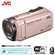 ビクター ビデオカメラ エブリオ 64GB JVC GZ-RX500-N ピンクゴールド 【送料無料】【KK9N0D18P】