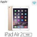 【即納】Apple iPad Air 2 Wi-Fiモデル 16GB MH0W2J/A アップル アイパッド エアー 2 MH0W2JA ゴールド 【送料無料】