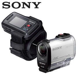 ソニーデジタルHDビデオカメラレコーダーアクションカムライブビューリモコンキット4K対応FDR-X1000VR
