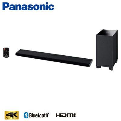 パナソニック ホームシアターシステム シアターバー 3.1ch 4Kパススルー HTB690-K ブラック 【送料無料】【KK9N0D18P】