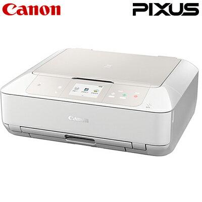 キヤノン PIXUS MG7730 多機能プリンター A4 インクジェットプリンター PIXUSMG7730WH ホワイト 【送料無料】【KK9N0D18P】