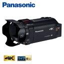パナソニック デジタルビデオカメラ 64GB 4K ワイプ撮り HC-WX990M 【送料無料】【KK9N0D18P】