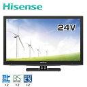 ハイセンス 24V型 LED液晶テレビ A220 USBハードディスク録画モデル HS24A220 【送料無料】【KK9N0D18P】