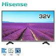 ハイセンス 32V型 LED液晶テレビ K225 USBハードディスク録画モデル HS32K225 【送料無料】【KK9N0D18P】