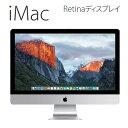 APPLE iMac Intel Core i5 3.2GHz 1TB 27インチ Retina 5Kディスプレイモデル MK462J/A MK462JA 【送料無料】【KK9N0D18P】