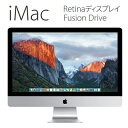 APPLE iMac Intel Core i5 3.3GHz 2TB Fusion Drive 27インチ Retina 5Kディスプレイモデル MK482J/A MK482JA 【送料無料】【KK