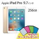 【今ならケースプレゼント!】Apple iPad Pro 9.7インチ Retinaディスプレイ Wi-Fiモデル MLN12J/A 256GB ゴールド ML...