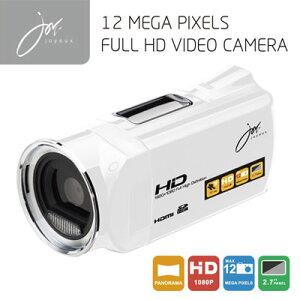 ビデオカメラ ホワイト ジョワイユ