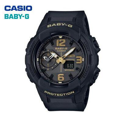 カシオ 腕時計 BABY-G レディース BGA-230-1BJF 2016年11月発売モデル【送料無料】【KK9N0D18P】 10気圧防水×耐衝撃構造