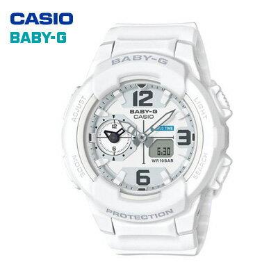 カシオ 腕時計 BABY-G レディース BGA-230-7BJF 2016年11月発売モデル【送料無料】【KK9N0D18P】 10気圧防水×耐衝撃構造