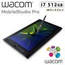ワコム クリエイティブタブレット i7 512GB Waco...