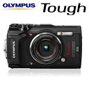 オリンパス コンパクトデジタルカメラ Tough TG-5 TG-5-BLK ブラック 【送料無料】【KK9N0D18P】