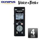 オリンパス ICレコーダー 4GB Voice-Trek DM-750-BLK ブラック 【送料無料】【KK9N0D18P】