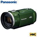パナソニック デジタル 4K ビデオカメラ 64GB 4K ...