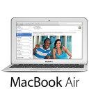 代引き手数料無料!全商品全国送料無料/ボーナス一括払い可能アップル ノートパソコン MacBook Air 1700/11.6 MD224J/A 11.6型 MD224JA【送料無料】【FS_708-2】