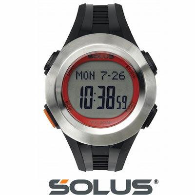 正規品 ソーラス 腕時計 メンズ 01-101-02 シルバー×ブラック SOLUS【_包装】【_のし宛書】【送料無料】【KK9N0D18P】 送料&き手数料無料